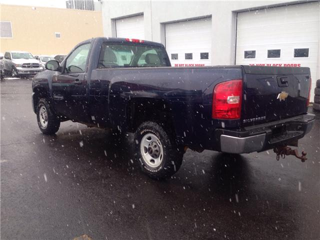 2009 Chevrolet Silverado 2500 HD Work Truck Long Box 2WD (Stk: p16-006) in Dartmouth - Image 7 of 11