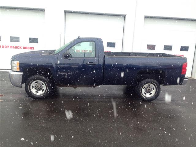 2009 Chevrolet Silverado 2500 HD Work Truck Long Box 2WD (Stk: p16-006) in Dartmouth - Image 8 of 11
