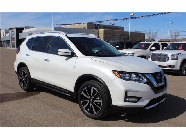 2019 Nissan Rogue SV (Stk: 183195) in Medicine Hat - Image 1 of 19