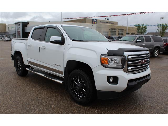 2015 GMC Canyon SLE (Stk: 121674) in Medicine Hat - Image 1 of 18