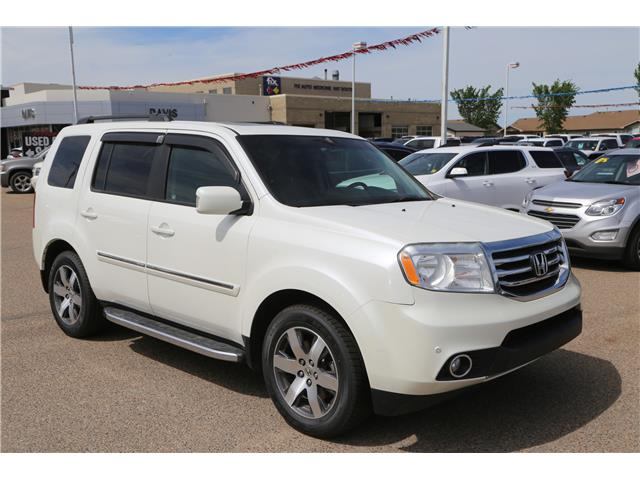 2012 Honda Pilot Touring (Stk: 182086) in Medicine Hat - Image 1 of 28