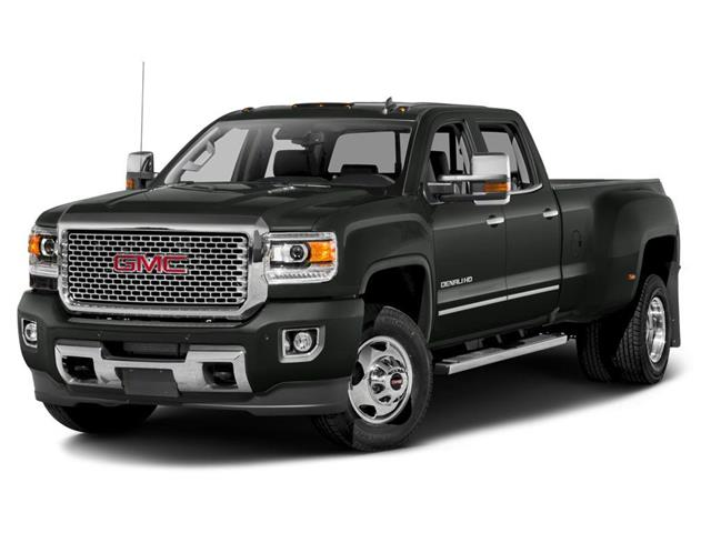 2018 GMC Sierra 3500HD Denali (Stk: 158572) in Medicine Hat - Image 1 of 9