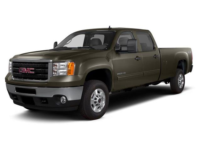 2013 GMC Sierra 2500HD SLT (Stk: 106936) in Medicine Hat - Image 1 of 8