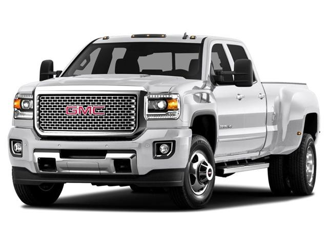 2015 GMC Sierra 3500HD Denali (Stk: 125512) in Medicine Hat - Image 1 of 1
