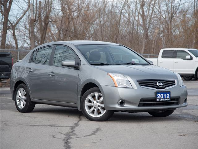 2012 Nissan Sentra 2.0 (Stk: 802802T) in St. Catharines - Image 1 of 21