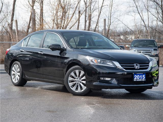 2015 Honda Accord EX-L (Stk: 802814) in St. Catharines - Image 1 of 20
