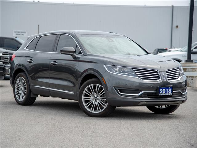 2018 Lincoln MKX Reserve (Stk: EL687) in St. Catharines - Image 1 of 22