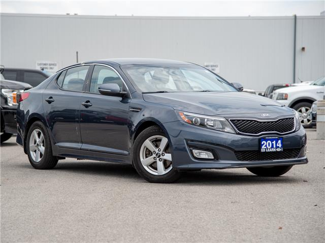 2014 Kia Optima LX (Stk: 802819X) in St. Catharines - Image 1 of 18