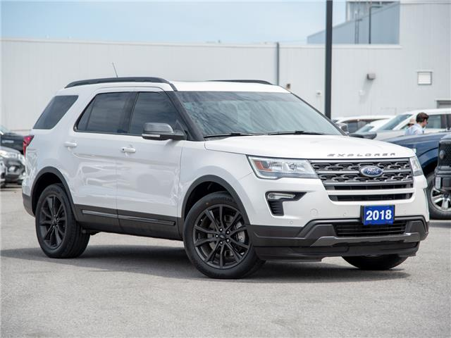 2018 Ford Explorer XLT (Stk: 20F1227T) in St. Catharines - Image 1 of 22
