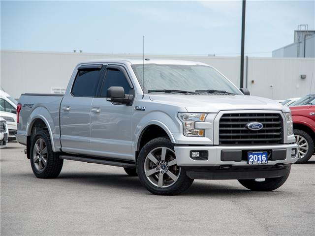 2016 Ford F-150 XLT (Stk: 602863) in St. Catharines - Image 1 of 22