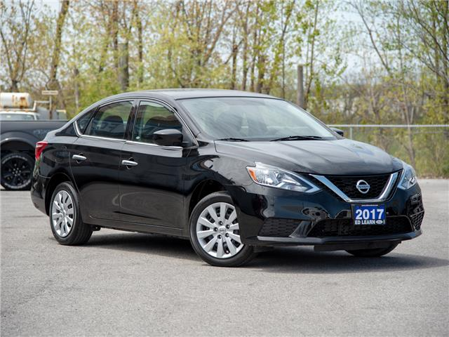 2017 Nissan Sentra 1.8 S (Stk: 802830X) in St. Catharines - Image 1 of 20