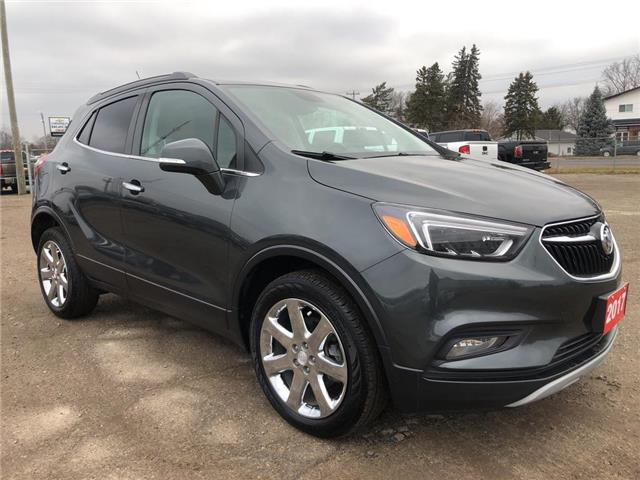 2017 Buick Encore Essence (Stk: U-2222) in Tillsonburg - Image 1 of 28