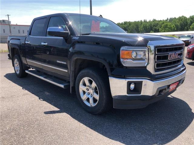 2014 GMC Sierra 1500 SLT (Stk: 20G208A) in Tillsonburg - Image 1 of 22