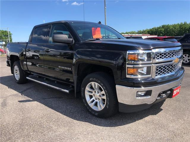 2014 Chevrolet Silverado 1500  (Stk: 20C38DA) in Tillsonburg - Image 1 of 28