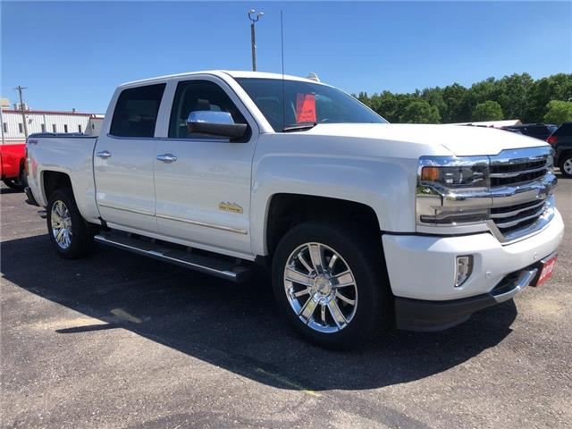 2018 Chevrolet Silverado 1500 High Country (Stk: U-2237) in Tillsonburg - Image 1 of 30