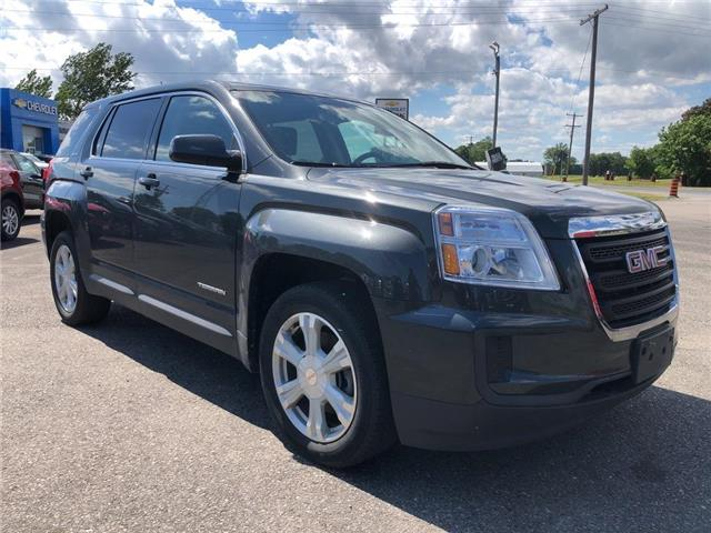 2017 GMC Terrain SLE-1 (Stk: 20C99A) in Tillsonburg - Image 1 of 26