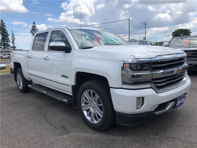 2018 Chevrolet Silverado 1500 High Country (Stk: 20C229A) in Tillsonburg - Image 1 of 30