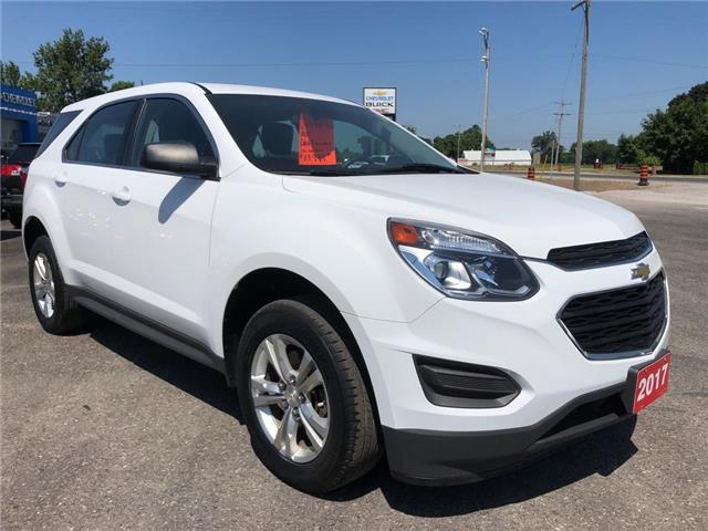 2017 Chevrolet Equinox LS (Stk: 20C136A) in Tillsonburg - Image 1 of 27