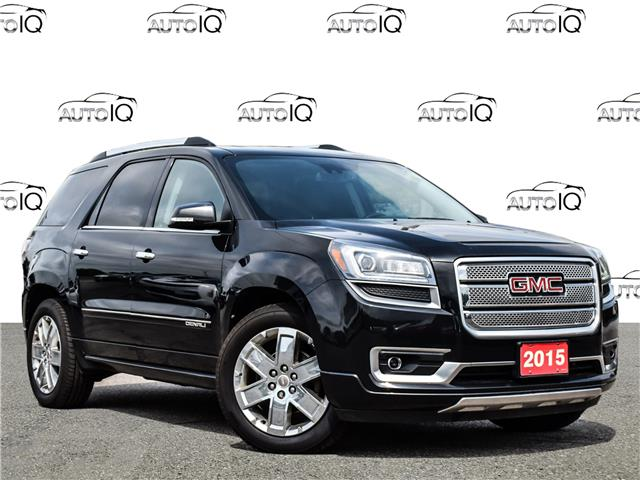 2015 GMC Acadia Denali (Stk: 20C243A) in Tillsonburg - Image 1 of 30