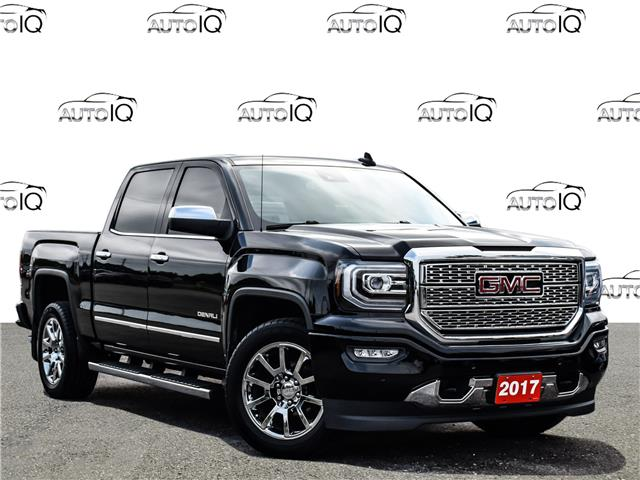 2017 GMC Sierra 1500 Denali (Stk: 20G286A) in Tillsonburg - Image 1 of 28