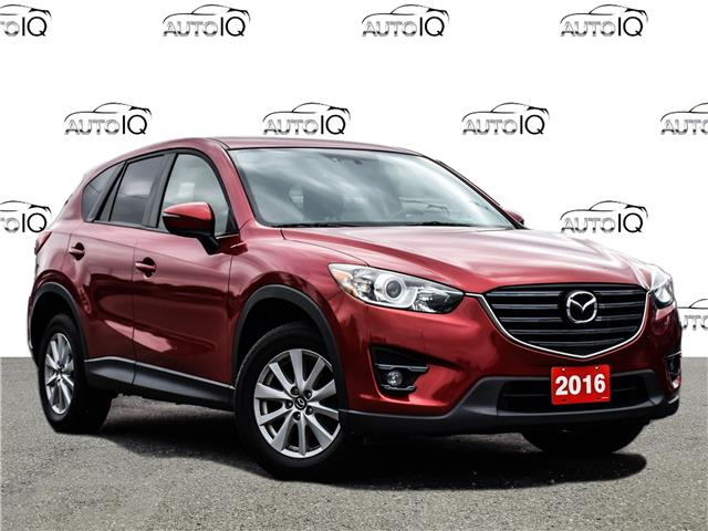 2016 Mazda CX-5 GS (Stk: U-2232A) in Tillsonburg - Image 1 of 30