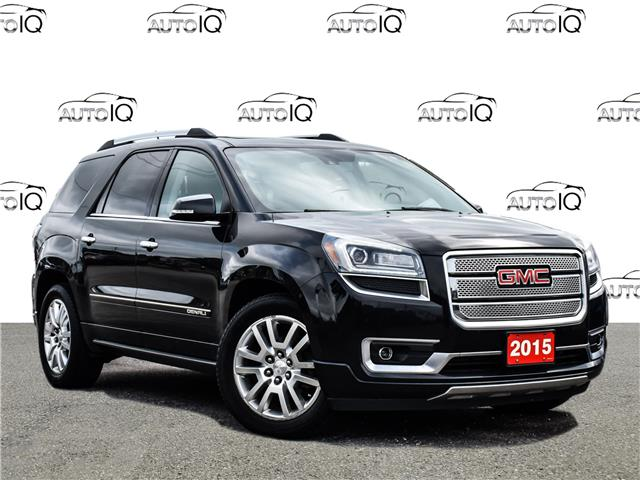 2015 GMC Acadia Denali (Stk: U-2241) in Tillsonburg - Image 1 of 30