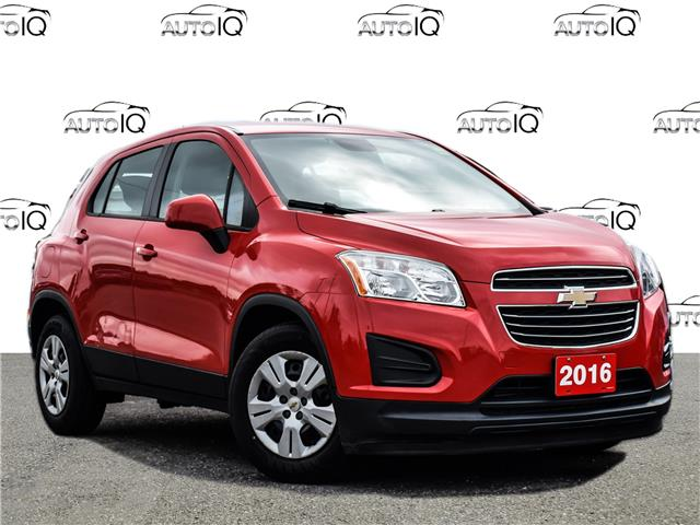 2016 Chevrolet Trax LS (Stk: U-2243) in Tillsonburg - Image 1 of 25