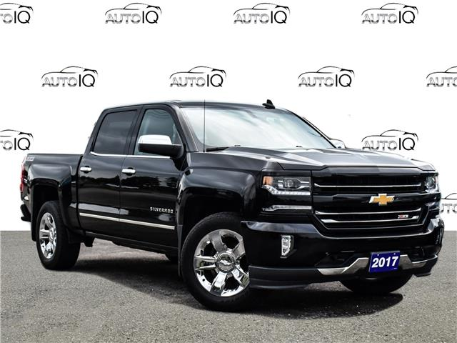 2017 Chevrolet Silverado 1500 LTZ (Stk: U-2244) in Tillsonburg - Image 1 of 29