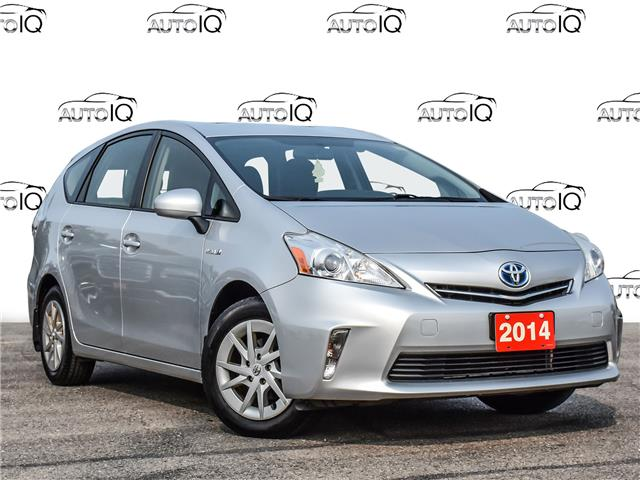 2014 Toyota Prius v Base (Stk: 20B240A) in Tillsonburg - Image 1 of 24