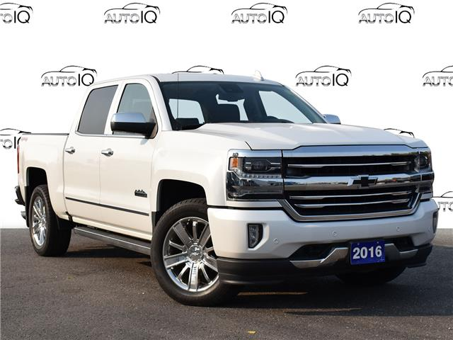 2016 Chevrolet Silverado 1500 High Country (Stk: 20B280A) in Tillsonburg - Image 1 of 29