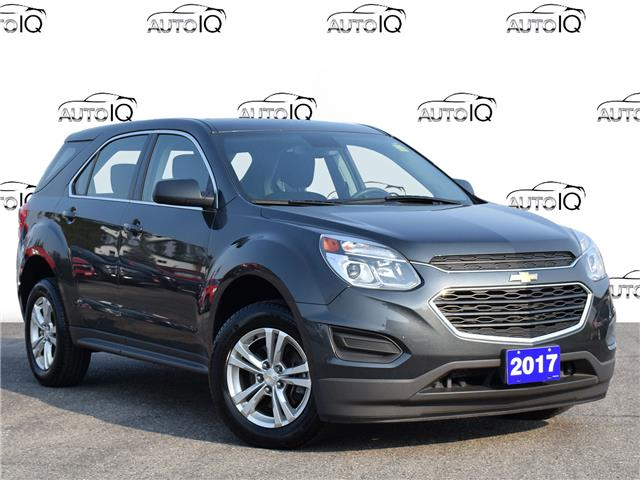 2017 Chevrolet Equinox LS (Stk: U-2250) in Tillsonburg - Image 1 of 24