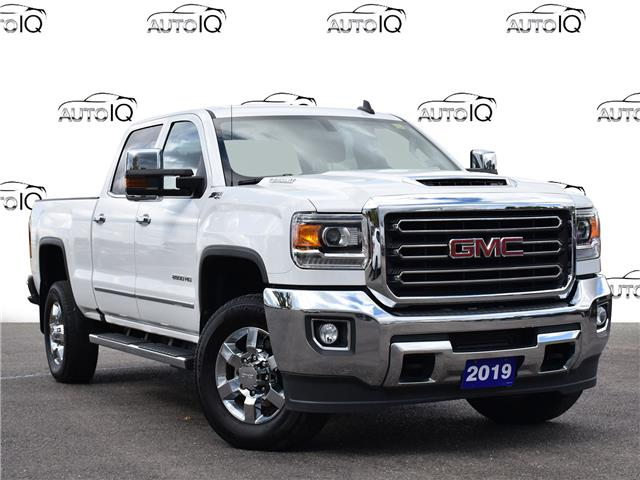 2019 GMC Sierra 2500HD SLT (Stk: 20G337A) in Tillsonburg - Image 1 of 21