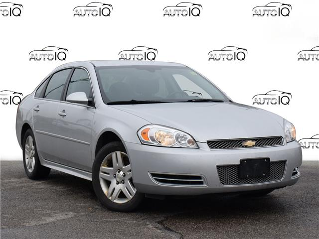 2012 Chevrolet Impala LT (Stk: 20C356AR) in Tillsonburg - Image 1 of 25