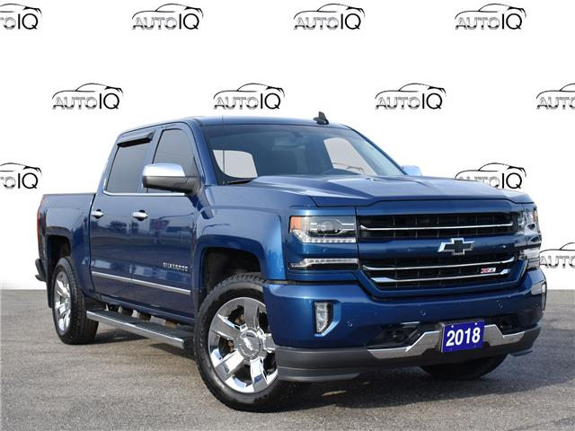 2018 Chevrolet Silverado 1500 LTZ (Stk: 20C383A) in Tillsonburg - Image 1 of 21