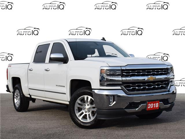 2018 Chevrolet Silverado 1500 LTZ (Stk: 20C394A) in Tillsonburg - Image 1 of 21