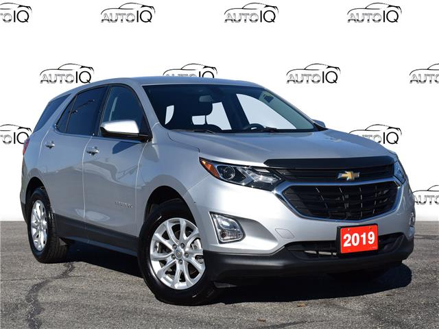 2019 Chevrolet Equinox LT (Stk: 20C291A) in Tillsonburg - Image 1 of 21