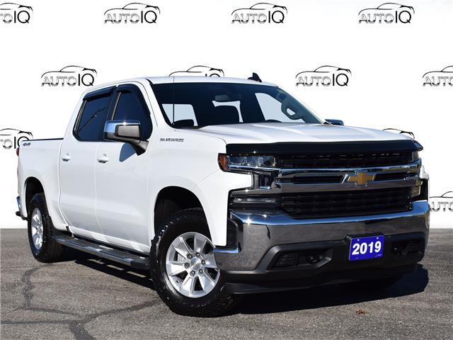 2019 Chevrolet Silverado 1500 LT (Stk: 21C46A) in Tillsonburg - Image 1 of 25