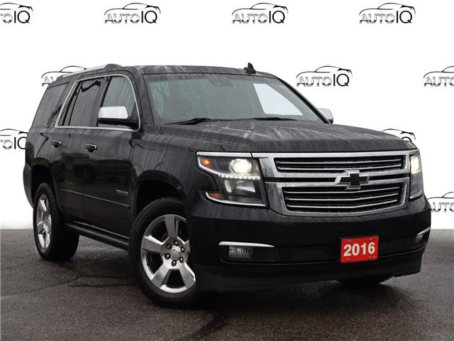2016 Chevrolet Tahoe LTZ (Stk: 21G25A) in Tillsonburg - Image 1 of 30
