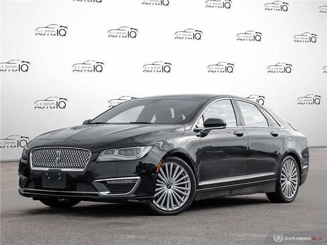 2017 Lincoln MKZ Reserve (Stk: P5777) in Oakville - Image 1 of 28