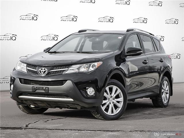 2014 Toyota RAV4 Limited (Stk: 0T030B) in Oakville - Image 1 of 27