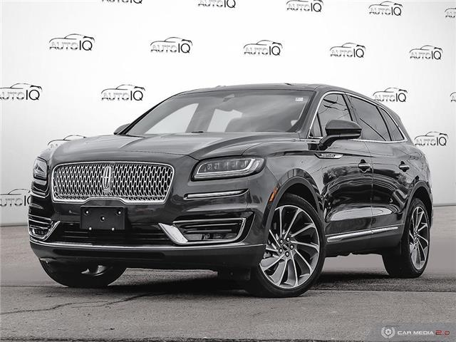 2019 Lincoln Nautilus Reserve (Stk: A3169) in Oakville - Image 1 of 28
