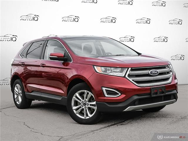 2017 Ford Edge SEL (Stk: 0T038A) in Oakville - Image 1 of 27