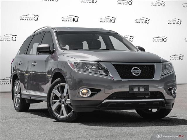 2014 Nissan Pathfinder Platinum (Stk: 0G010DA) in Oakville - Image 1 of 27