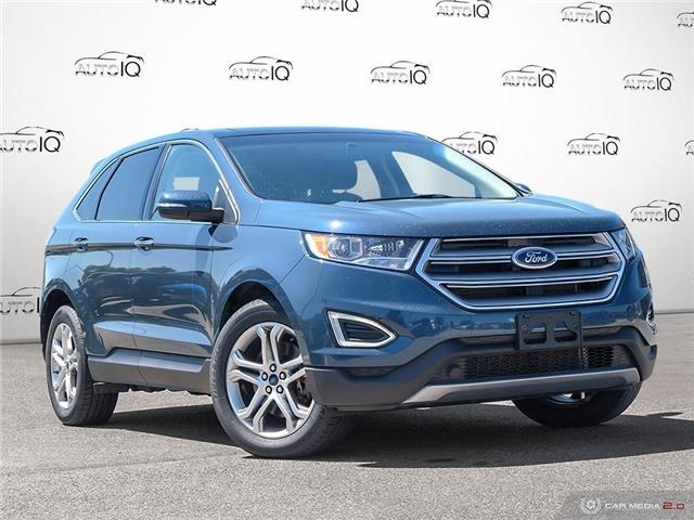 2016 Ford Edge Titanium (Stk: 0R015A) in Oakville - Image 1 of 27