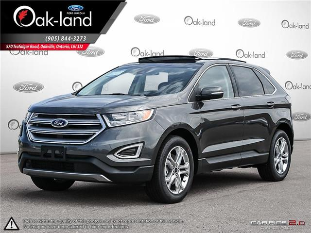 2018 Ford Edge Titanium (Stk: 0T497A) in Oakville - Image 1 of 21
