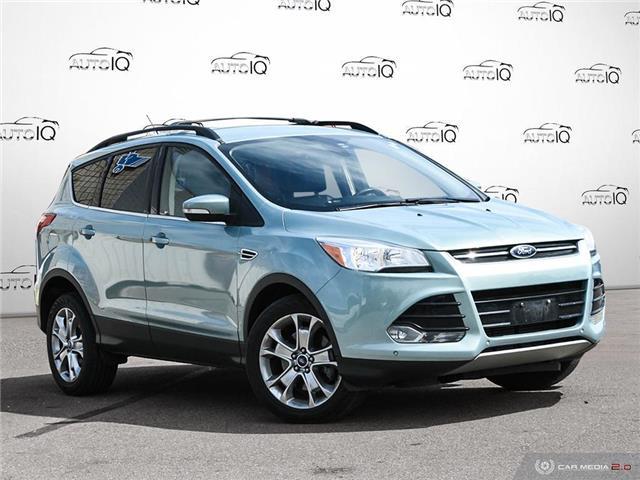 2013 Ford Escape SEL (Stk: 0T700DA) in Oakville - Image 1 of 27