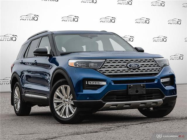 2020 Ford Explorer Limited (Stk: A3183) in Oakville - Image 1 of 26