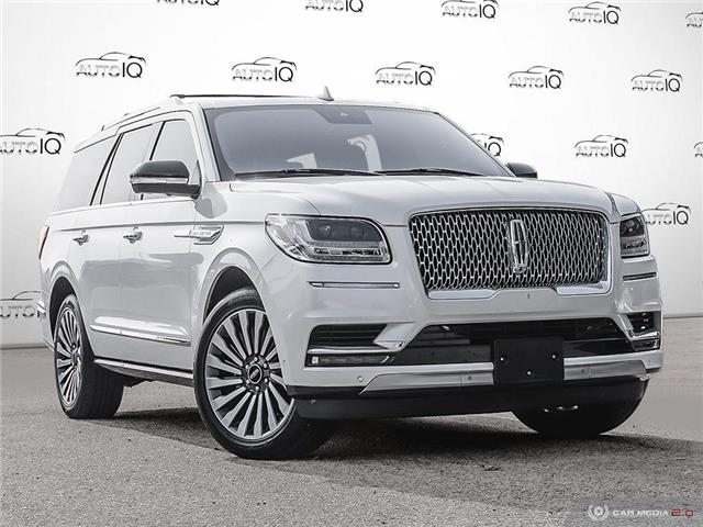 2018 Lincoln Navigator Reserve (Stk: P5869) in Oakville - Image 1 of 27