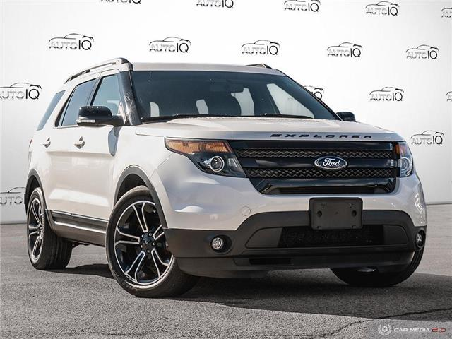 2015 Ford Explorer Sport (Stk: P5868) in Oakville - Image 1 of 27