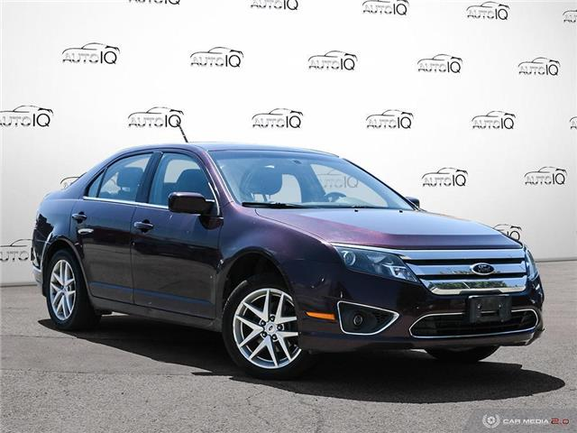 2011 Ford Fusion SEL (Stk: 0U008A) in Oakville - Image 1 of 27